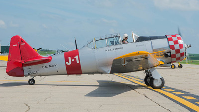 N36CA - North American AT-6D Texan - Private