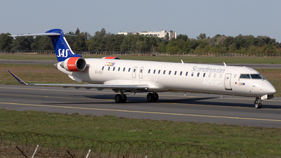 EI-GEF - Bombardier CRJ-900LR - Scandinavian Airlines (Cityjet)