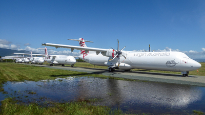 VH-FVU - ATR 72-212A(500) - Virgin Australia Airlines