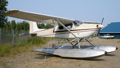 N5291D - Cessna 180A Skywagon - Private