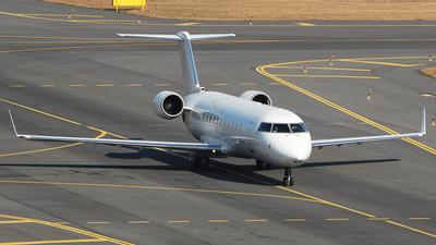 OY-RJM - Bombardier CRJ-200ER - Scandinavian Airlines (Cimber)