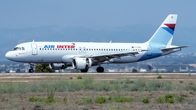 F-GGEE - Airbus A320-111 - Air Inter