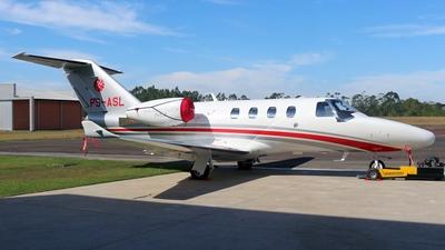 PS-ASL - Cessna 525 CitationJet M2 - Private