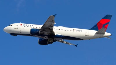 A picture of N344NW - Airbus A320212 - Delta Air Lines - © Jeremy D. Dando