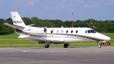 N916CS - Cessna 560XL Citation Excel - Private