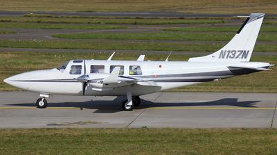 N137N - Piper Aerostar 601P - Private