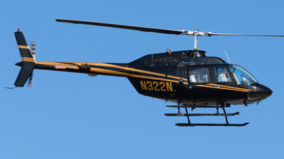 A picture of N322N - Bell 206B - [1507] - © Taylor Kim