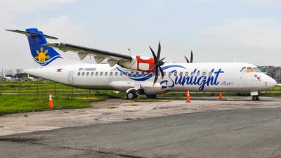 RP-C6683 - ATR 72-212A(500) - Sunlight Express Airways
