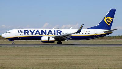 A picture of EIEBD - Boeing 7378AS - Ryanair - © Marin Ghe.