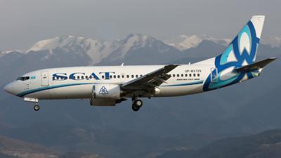 A picture of UPB3729 - Boeing 7373K2 - SCAT - © Amir Amangaliyev - Kazakhstan Spotting Club