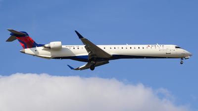 N485PX - Bombardier CRJ-900LR - Delta Connection (Endeavor Air)
