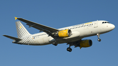A picture of ECJZI - Airbus A320214 - Vueling - © Didier Vittoz