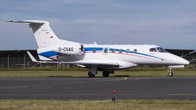 D-CSAG - Embraer 505 Phenom 300 - Suedzucker Reise Service