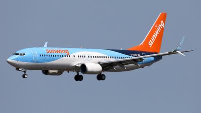 G-TAWV - Boeing 737-8K5 - Sunwing Airlines (TUI)