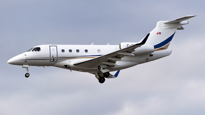 C-FJAS - Embraer EMB-545 Legacy 450  - Private