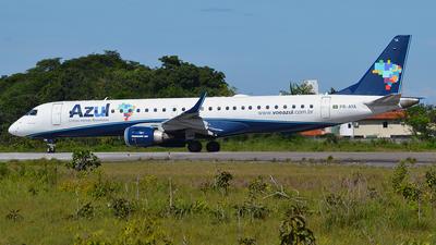 PR-AYA - Embraer 190-200IGW - Azul Linhas Aéreas Brasileiras