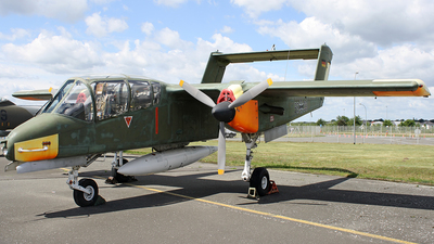 99-33 - North American OV-10B Bronco - Germany - Air Force