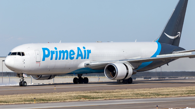 N1321A - Boeing 767-306(ER)(BCF) - Amazon Prime Air