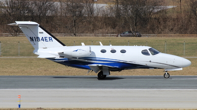 N194ER - Cessna 510 Citation Mustang - Air Service Liège (ASL)