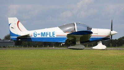 G-MFLE - Robin HR200/120B - Private