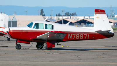 N78871 - Mooney M20C - Private