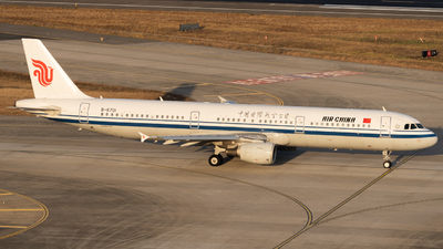B-6701 - Airbus A321-213 - Air China