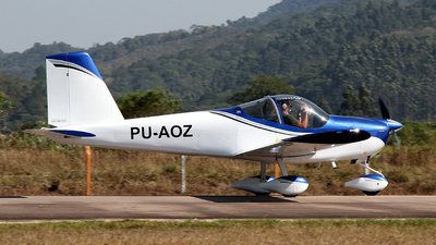 PU-AOZ - Vans RV-12 - Private