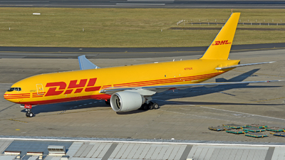 N775CK - Boeing 777-FBL - DHL (Kalitta Air)