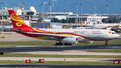 A picture of B5979 - Airbus A330243 - Hainan Airlines - © KO-PIKX