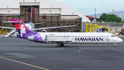 N486HA - Boeing 717-22A - Hawaiian Airlines