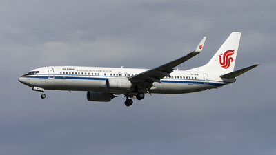 A picture of B1418 - Boeing 73789L -  - © Minizyi