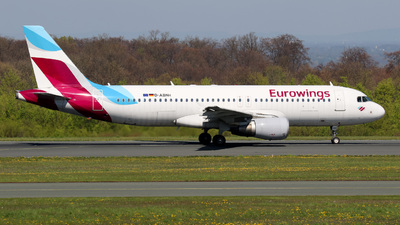 D-ABNH - Airbus A320-214 - Eurowings