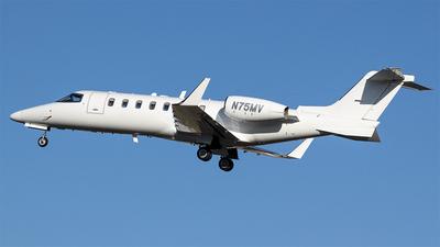 N75MV - Bombardier Learjet 45 - Private