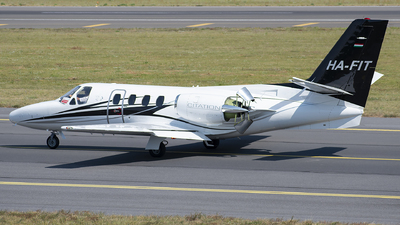 HA-FIT - Cessna 500 Citation I - Private