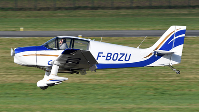 A picture of FBOZU - Jodel DR221 - [76] - © bruno muthelet