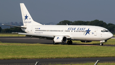YR-SEB - Boeing 737-484 - Star East Airlines