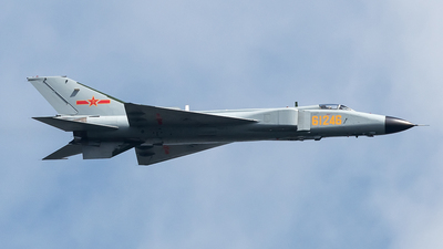 61246 - Shenyang J-8II Finback-B - China - Air Force