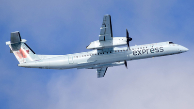 C-FSRJ - Bombardier Dash 8-Q402 - Air Canada Express (Jazz Aviation)