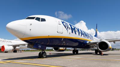 A picture of EIEBI - Boeing 7378AS - Ryanair - © Carlos Miguel Seabra