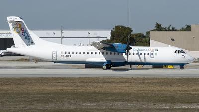 A picture of C6BFR - ATR 72600 - Bahamasair - © Juan Camilo Rojas