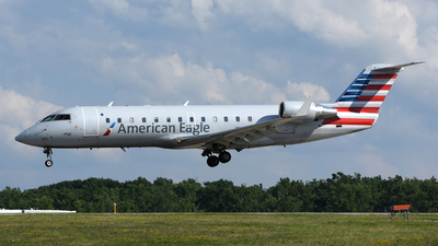 N259PS - Bombardier CRJ-200ER - American Eagle (PSA Airlines)