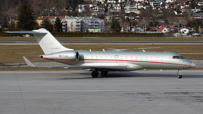 9H-VJQ - Bombardier BD-700-1A10 Global 6000 - VistaJet