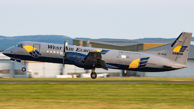 SE-MAI - British Aerospace ATP-F(LFD) - West Air Sweden