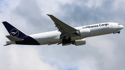 D-ALFG - Boeing 777-FBT - Lufthansa Cargo