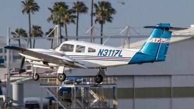 N3117L - Piper PA-44-180 Seminole - Private