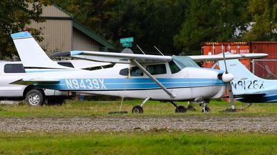 A picture of N9439X - Cessna 210A Centurion - [21057739] - © C. v. Grinsven