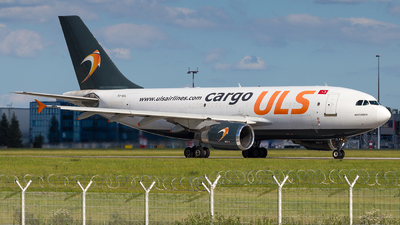 A picture of TCVEL - Airbus A310308(F) - ULS Airlines Cargo - © Simi