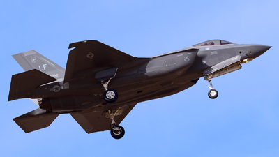14-5092 - Lockheed Martin F-35A Lightning II - United States - US Air Force (USAF)