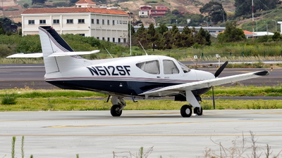 N512SF - Rockwell Commander 114TC - Private