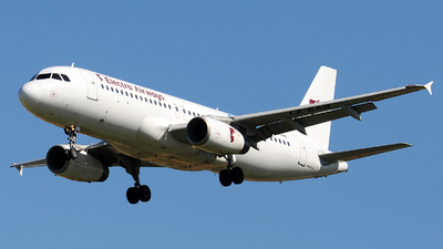 LZ-EAB - Airbus A320-231 - Enter Air (Electra Airways)